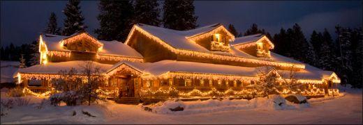 Christmas Lights S Lake Tahoe Ca 530 550 8558