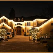 lights of your choice timers electrical cords and a guarantee they work through the holiday seasons we start hanging in the last week of october please